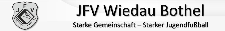 JFV Wiedau Bothel von 2015 e.V. - Jugendfußball aus Bothel, Brockel, Hemsbünde & Hemslingen